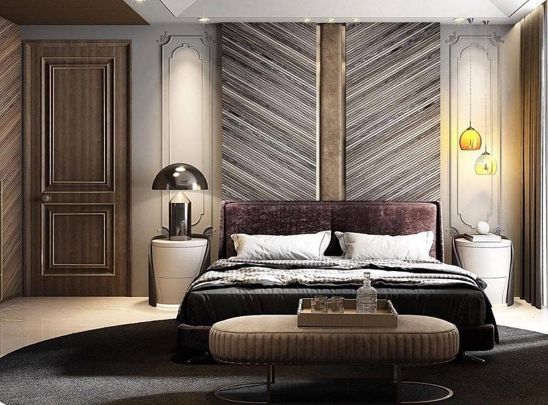 Attention-Grabbing Decor Ideas For Modern Master Bedroom