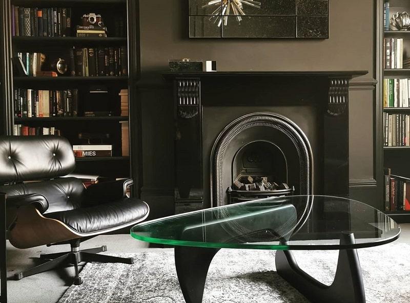 Inspirational New York Style Decor For Living Room