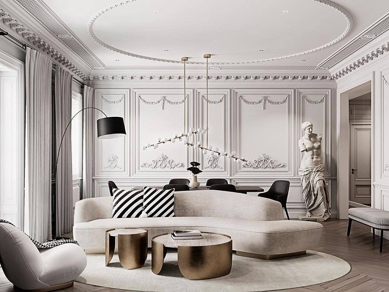Inspirational Luxe Makeover Tips For Living Room
