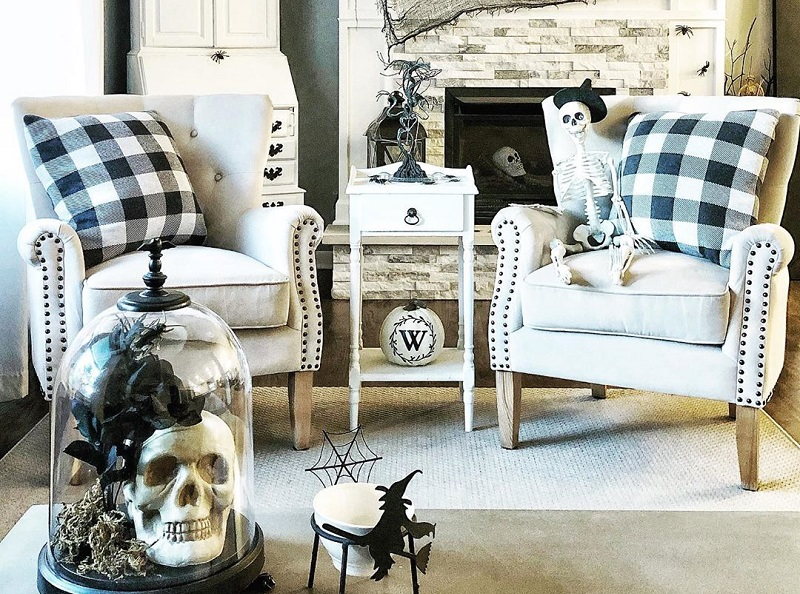 Top Home Décor Tips For Halloween Time